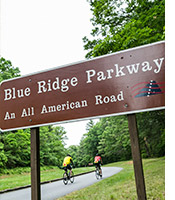 Asheville to Greenville Biking private trip photo